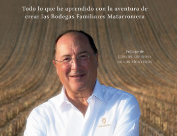 EDICIONES DEUSTO PUBLISHES MY BOOK 'PASIÓN POR LA TIERRA, PASIÓN POR LA EMPRESA' (PASSIONATE ABOUT THE LAND, PASSIONATE ABOUT THE BUSINESS)