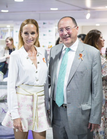 Con Sandra Ibarra