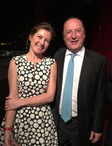 Con Sara Baras