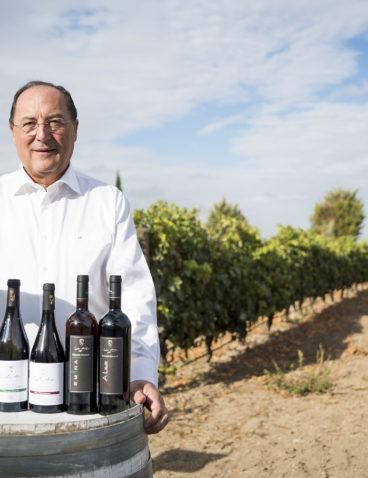 Con los vinos Selección Personal Carlos Moro y la colección de Vinos de Finca