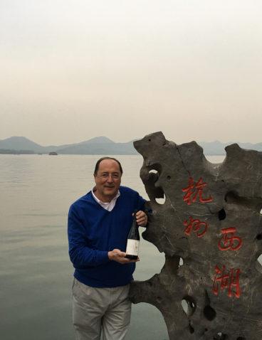 Durante un viaje a China (1)