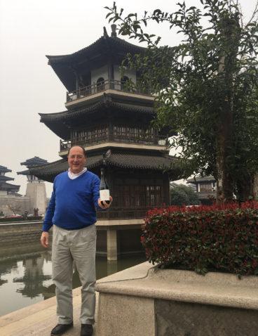 Durante un viaje a China (2)