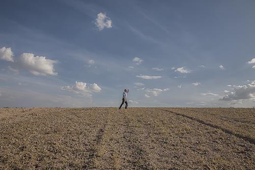 Visitando el campo (2)