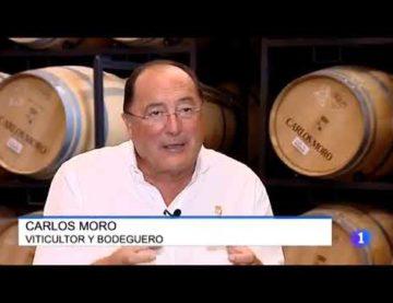 Entrevista para TVE La Rioja