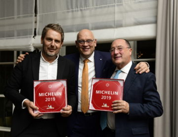 Stars at the Presentation of the 2020 Poland Michelin Guide