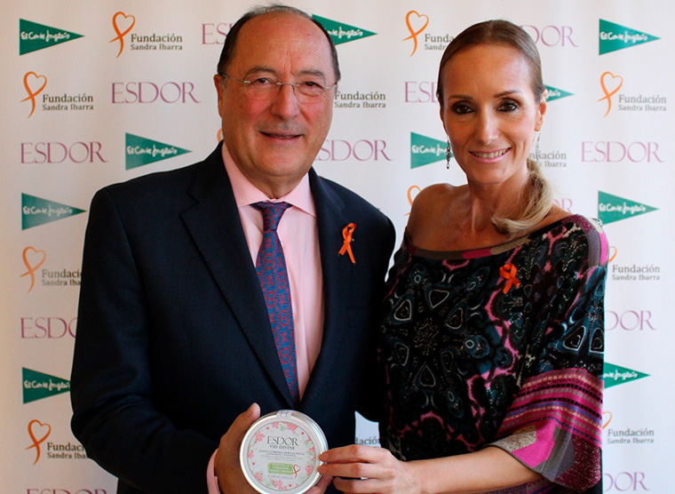 Carlos Moro at the Sandra Ibarra Foundation